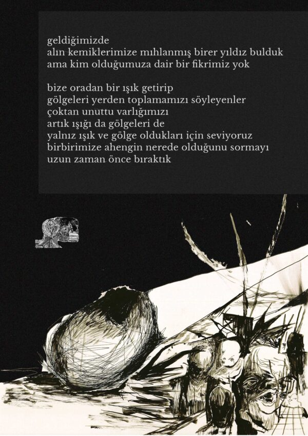 arka kapak S A N R I | antihalife / tan babür